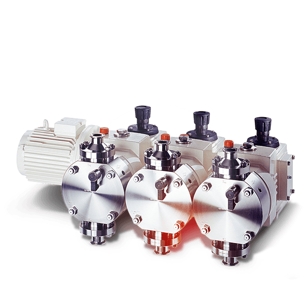 LEWA ecoflow sanitary food pump